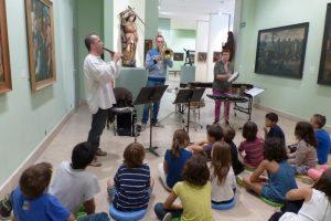 Pom's Concerts au Musée du Petit Palais