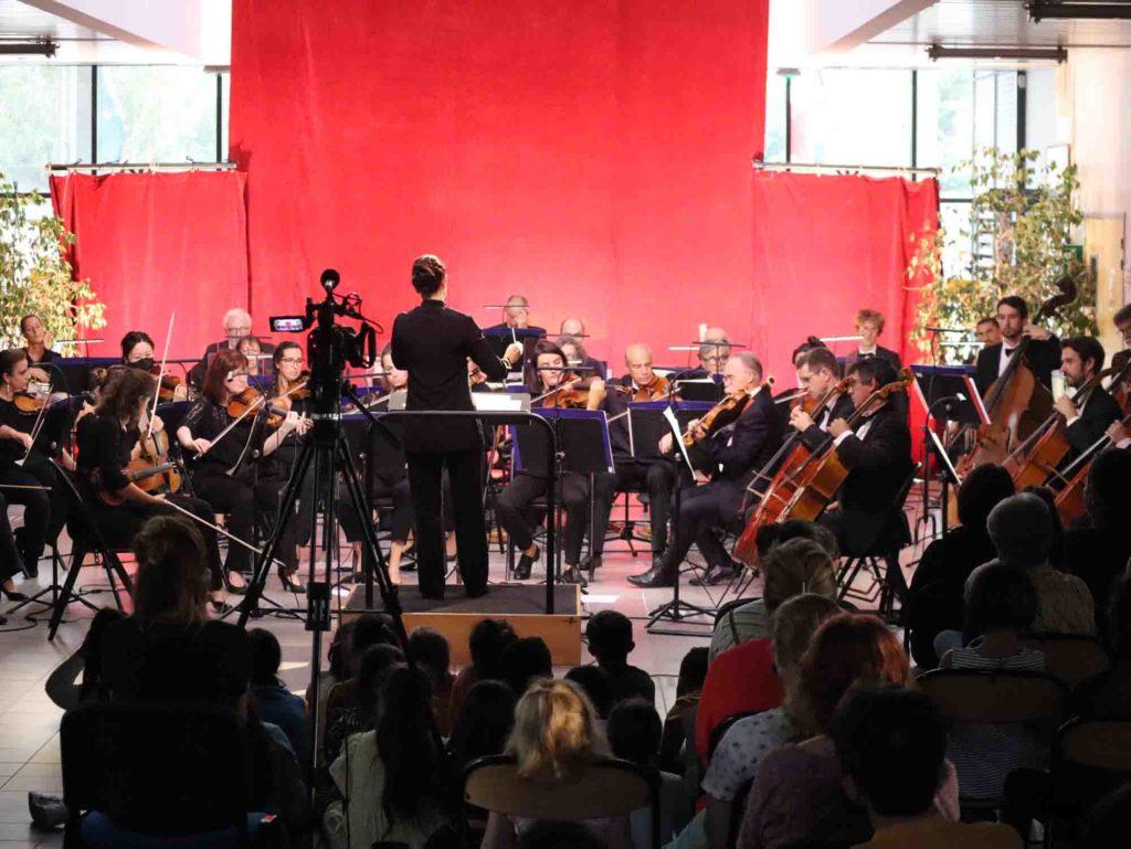Démos Avignon-Provence, lancement au collège Jean Brunet. Tous droits réservés